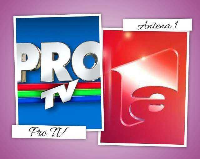 PRO TV vs. ANTENA 1