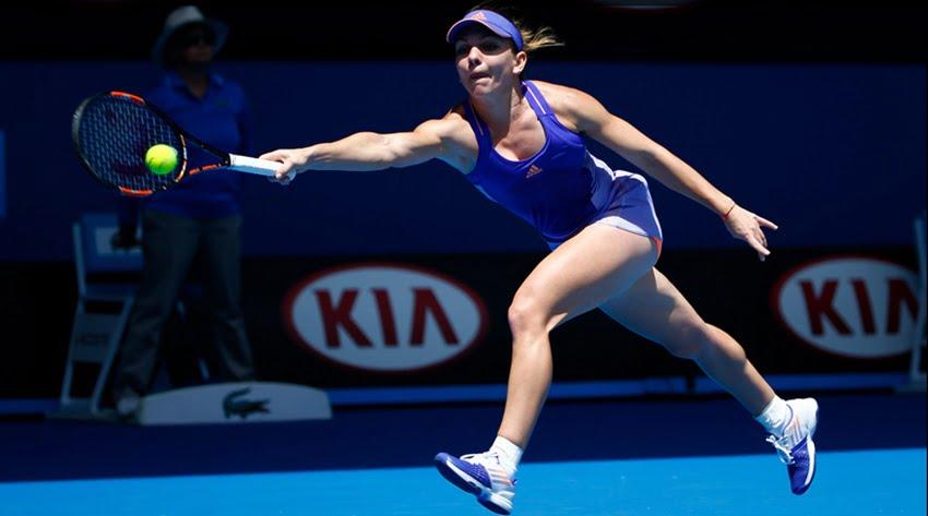 Simona Halep Australian Open3