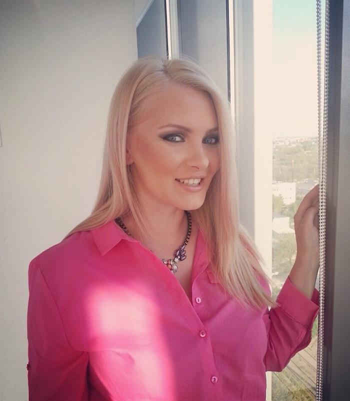 Cristina Dochianu prima tv