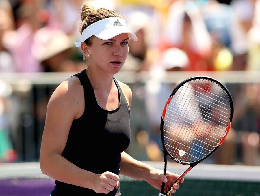 Simona Halep sferturi Miami Open 2015