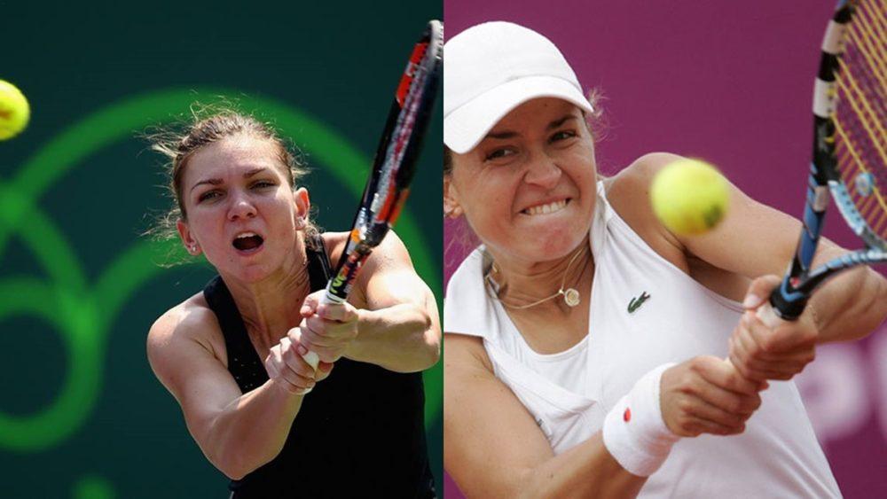 Simona Halep vs. Alexandra Dulgheru WTA