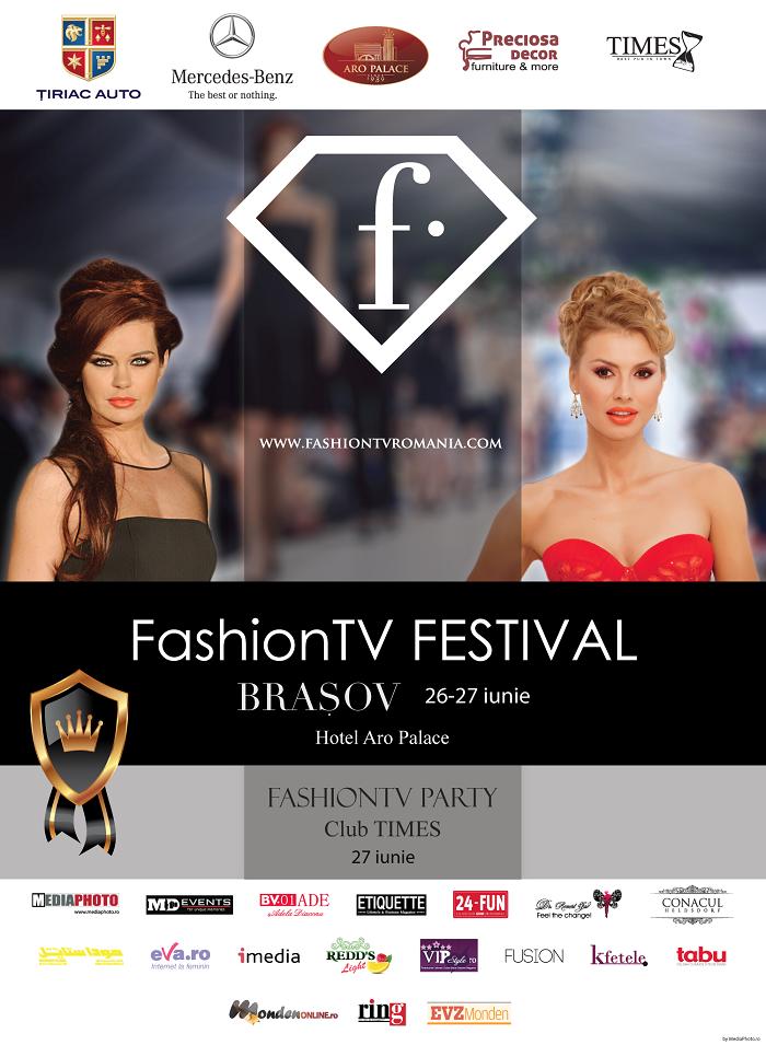 FashionTV Festival Braşov 2015