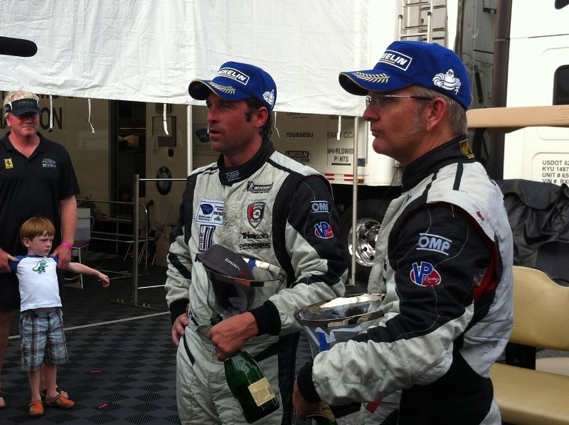 PATRICK DEMPSEY: RACING AT LE MANS