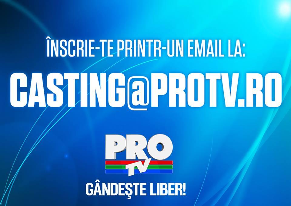 pro tv_casting