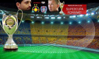 Supercupa Romaniei pro tv