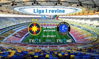 LIGA 1 TVR