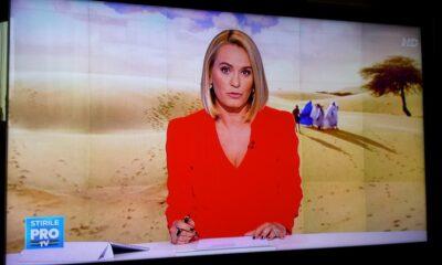 Stirile PRO TV studio nou ANDREEA ESCA (6)