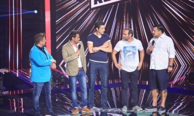 Pavel Bartos, Mihai Rait, Adrian Vancica, Costi Dita si Mihai Bobonete
