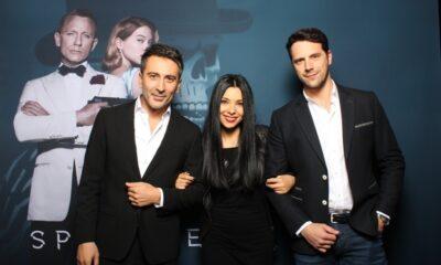 Corina Caragea, Petre Fumuru, Adi Nartea