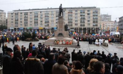 manifestari dedicate unirii - iasi TVR
