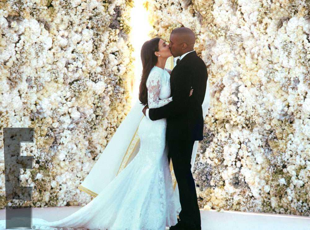 kim-kardashian-kanye-west wedding