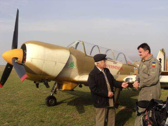 Ion Tudose - comandor aviator în (rezervă) -batran -marturisiri cu Dan Ştefănescu - pilot comandant Boeing 737 Tarom