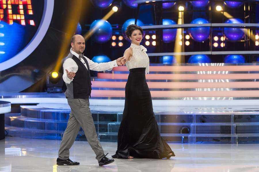 Cosmin Selesi si Alina Puscas