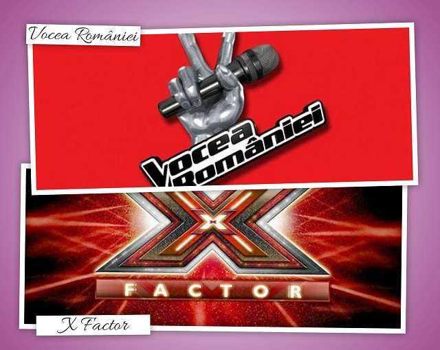Vocea Romaniei vs. X Factor ANALIZĂ. Drumul televiziunii: de la un jurnal de știri la războaie pentru audiență