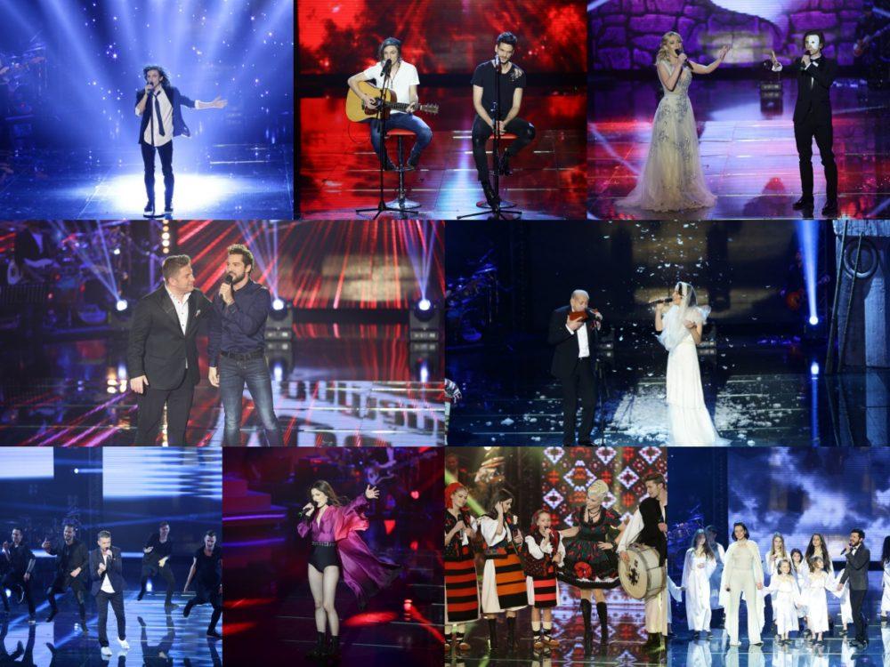 FINALA X VOCEA ROMANIEI PRO TV