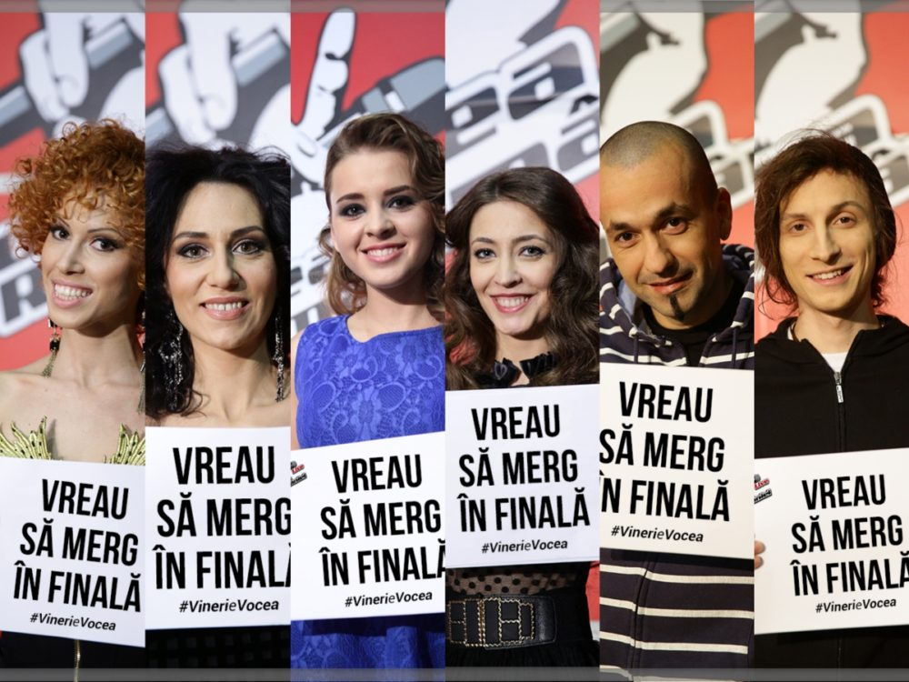 vocea romaniei concurenti semifinala