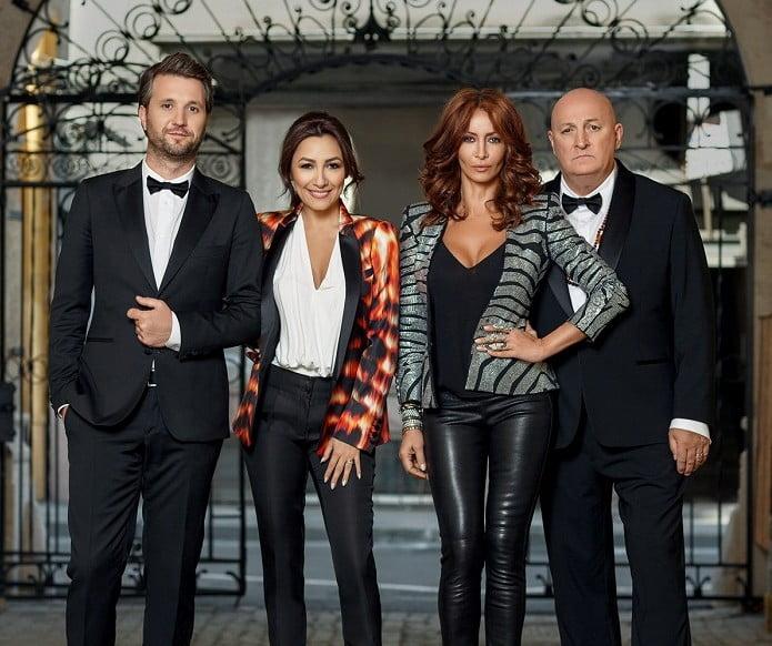 Juriu Romanii au talent pro tv