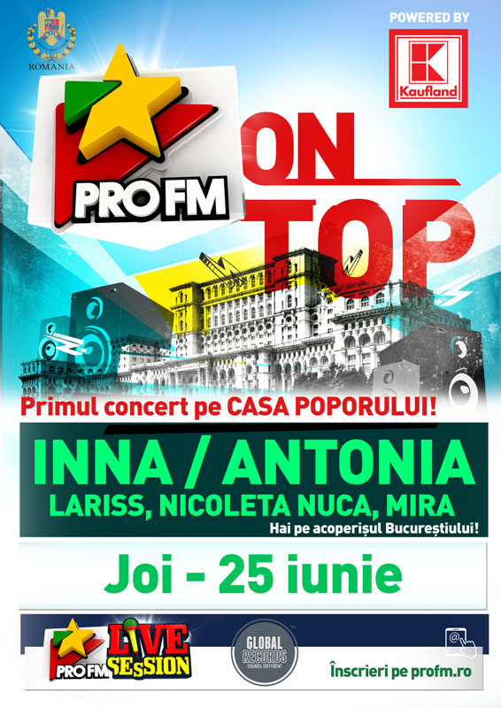 PRO FM ON TOP