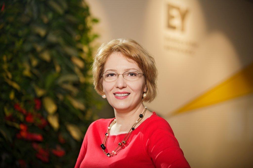 Elena Badea, Head of Marketing, EY Romania