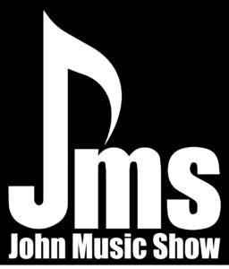 JOHN MUSIC SHOW LOGO mare