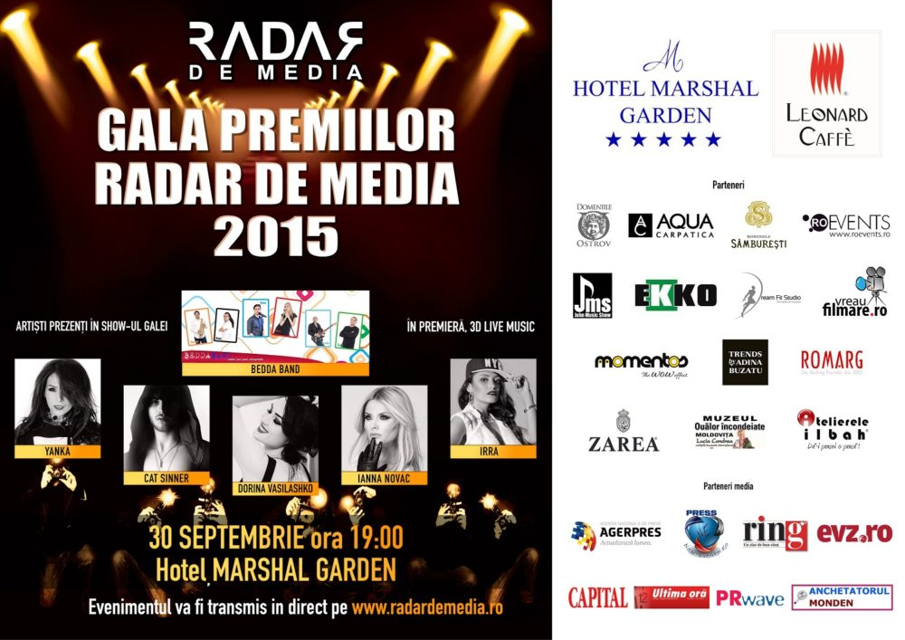 AFIS GALA PREMIILOR RADAR DE MEDIA 2015_v3