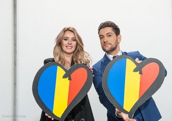 Imagini pentru eurovision romania